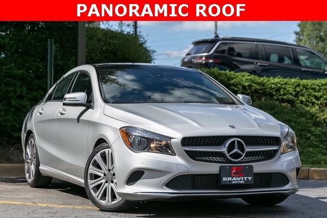 Used 2018 Mercedes-Benz CLA CLA 250 for sale $30,595 at Gravity Autos Atlanta in Chamblee GA 30341 3