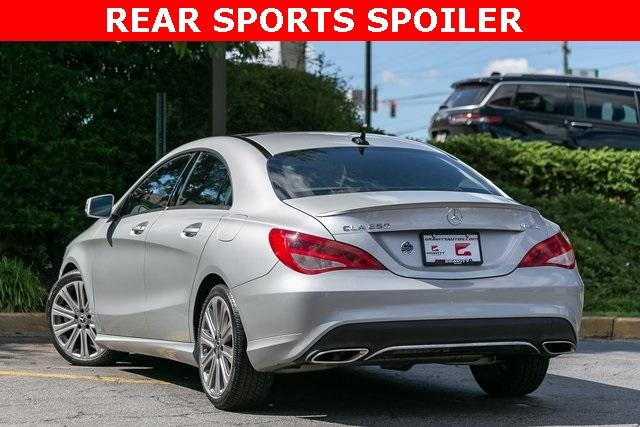 Used 2018 Mercedes-Benz CLA CLA 250 for sale $30,595 at Gravity Autos Atlanta in Chamblee GA 30341 39