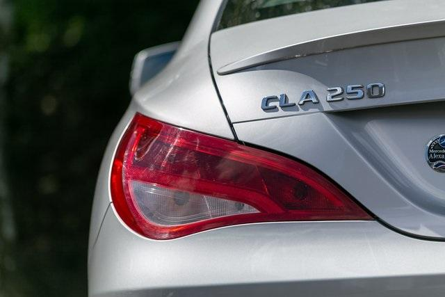 Used 2018 Mercedes-Benz CLA CLA 250 for sale $30,595 at Gravity Autos Atlanta in Chamblee GA 30341 41