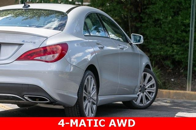 Used 2018 Mercedes-Benz CLA CLA 250 for sale $30,595 at Gravity Autos Atlanta in Chamblee GA 30341 43