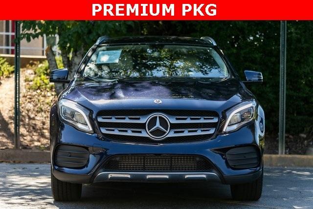 Used 2018 Mercedes-Benz GLA GLA 250 for sale $33,595 at Gravity Autos Atlanta in Chamblee GA 30341 2