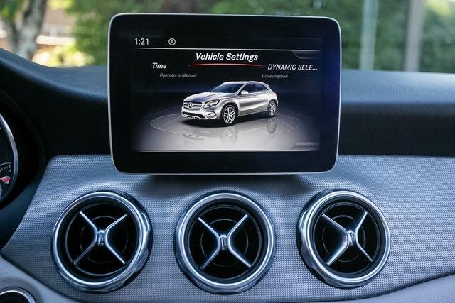 Used 2018 Mercedes-Benz GLA GLA 250 for sale $33,595 at Gravity Autos Atlanta in Chamblee GA 30341 20