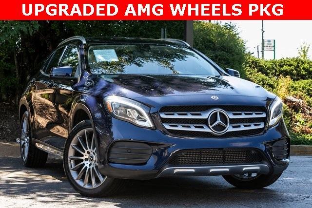 Used 2018 Mercedes-Benz GLA GLA 250 for sale $33,595 at Gravity Autos Atlanta in Chamblee GA 30341 3