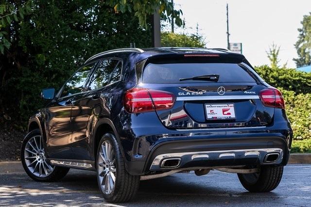 Used 2018 Mercedes-Benz GLA GLA 250 for sale $33,595 at Gravity Autos Atlanta in Chamblee GA 30341 33