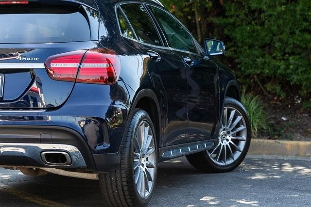 Used 2018 Mercedes-Benz GLA GLA 250 for sale $33,595 at Gravity Autos Atlanta in Chamblee GA 30341 37