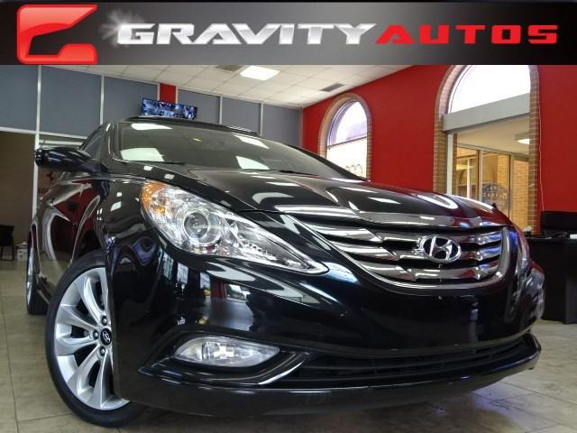 Used 2013 Hyundai Sonata SE for sale Sold at Gravity Autos in Roswell GA 30076 1