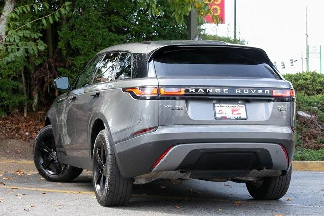 Used 2018 Land Rover Range Rover Velar P250 S for sale $47,989 at Gravity Autos Atlanta in Chamblee GA 30341 35
