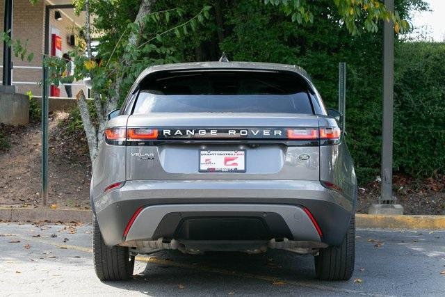 Used 2018 Land Rover Range Rover Velar P250 S for sale $47,989 at Gravity Autos Atlanta in Chamblee GA 30341 36
