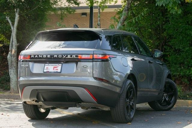 Used 2018 Land Rover Range Rover Velar P250 S for sale $47,989 at Gravity Autos Atlanta in Chamblee GA 30341 38