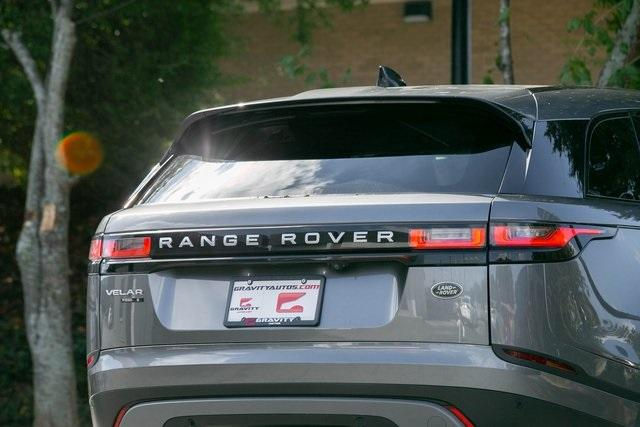 Used 2018 Land Rover Range Rover Velar P250 S for sale $47,989 at Gravity Autos Atlanta in Chamblee GA 30341 39