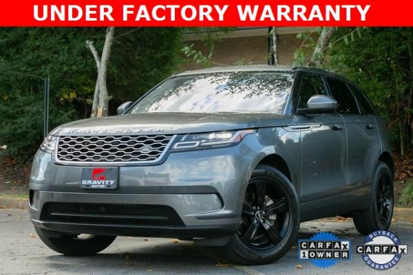 Used Used 2018 Land Rover Range Rover Velar P250 S for sale $47,989 at Gravity Autos Atlanta in Chamblee GA