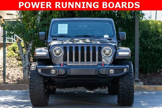 Used 2018 Jeep Wrangler Unlimited Rubicon for sale Sold at Gravity Autos Atlanta in Chamblee GA 30341 2