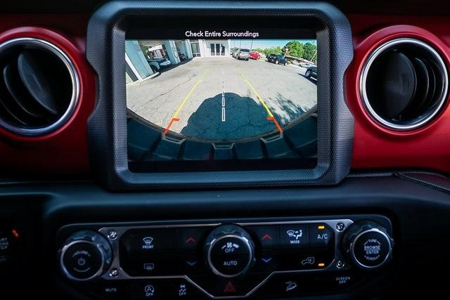 Used 2018 Jeep Wrangler Unlimited Rubicon for sale Sold at Gravity Autos Atlanta in Chamblee GA 30341 21