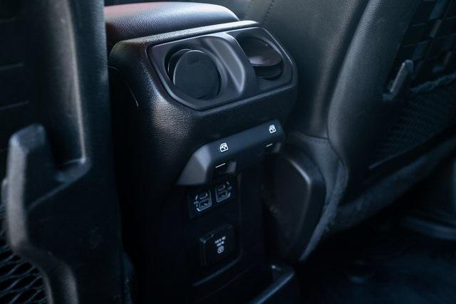 Used 2018 Jeep Wrangler Unlimited Rubicon for sale Sold at Gravity Autos Atlanta in Chamblee GA 30341 30