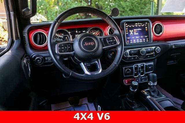 Used 2018 Jeep Wrangler Unlimited Rubicon for sale Sold at Gravity Autos Atlanta in Chamblee GA 30341 5
