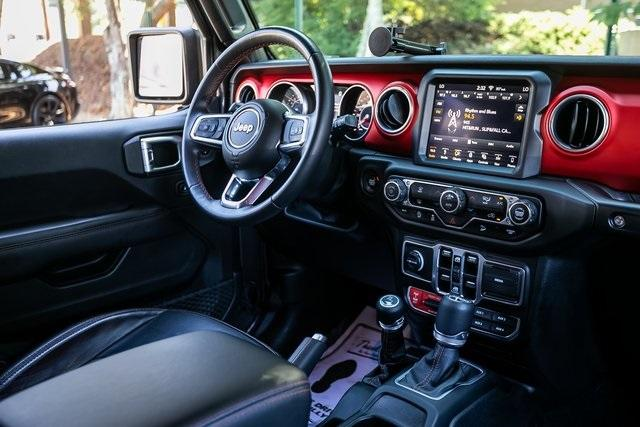 Used 2018 Jeep Wrangler Unlimited Rubicon for sale Sold at Gravity Autos Atlanta in Chamblee GA 30341 7