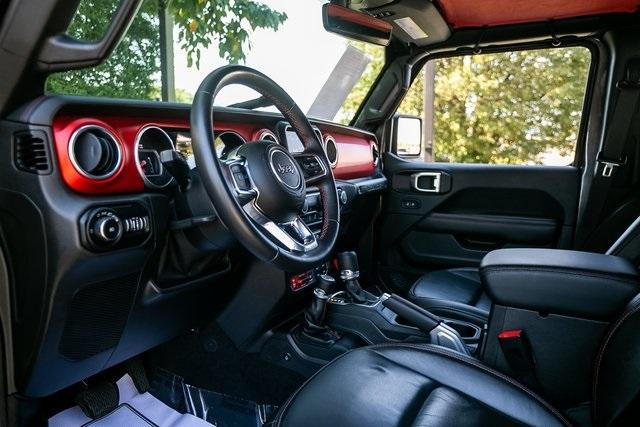 Used 2018 Jeep Wrangler Unlimited Rubicon for sale Sold at Gravity Autos Atlanta in Chamblee GA 30341 8