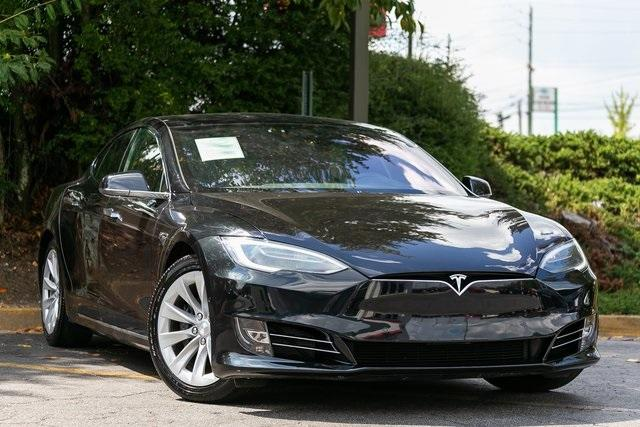 Used 2018 Tesla Model S 75D for sale Sold at Gravity Autos Atlanta in Chamblee GA 30341 3