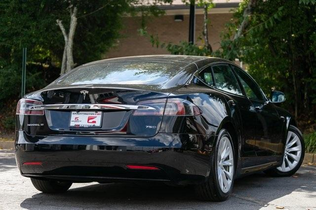 Used 2018 Tesla Model S 75D for sale Sold at Gravity Autos Atlanta in Chamblee GA 30341 31