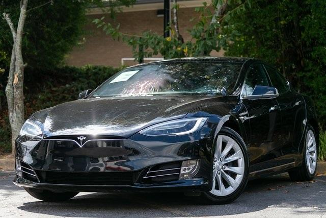 Used 2018 Tesla Model S 75D for sale Sold at Gravity Autos Atlanta in Chamblee GA 30341 1