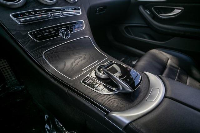 Used 2017 Mercedes-Benz C-Class C 300 for sale $34,495 at Gravity Autos Atlanta in Chamblee GA 30341 18
