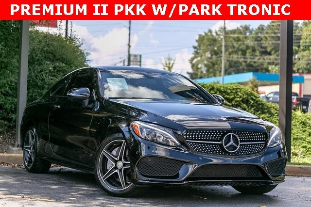 Used 2017 Mercedes-Benz C-Class C 300 for sale $34,495 at Gravity Autos Atlanta in Chamblee GA 30341 3