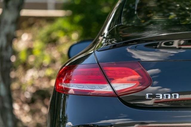 Used 2017 Mercedes-Benz C-Class C 300 for sale $34,495 at Gravity Autos Atlanta in Chamblee GA 30341 36