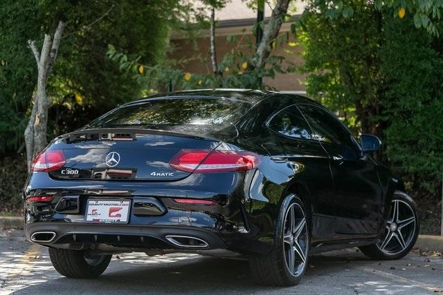 Used 2017 Mercedes-Benz C-Class C 300 for sale $34,495 at Gravity Autos Atlanta in Chamblee GA 30341 37
