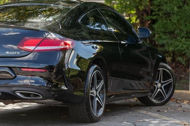 Used 2017 Mercedes-Benz C-Class C 300 for sale $34,495 at Gravity Autos Atlanta in Chamblee GA 30341 38
