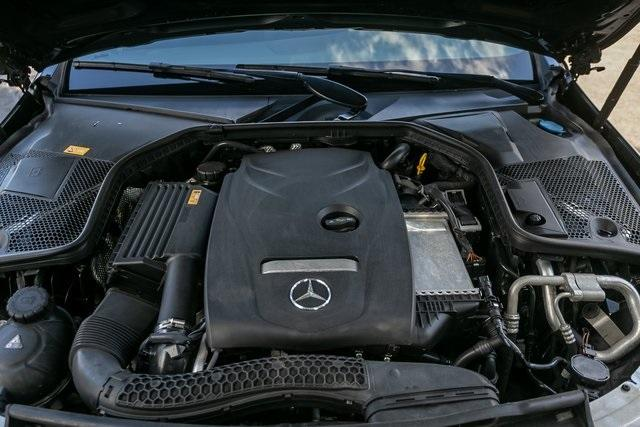 Used 2017 Mercedes-Benz C-Class C 300 for sale $34,495 at Gravity Autos Atlanta in Chamblee GA 30341 42