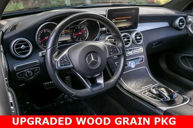 Used 2017 Mercedes-Benz C-Class C 300 for sale $34,495 at Gravity Autos Atlanta in Chamblee GA 30341 5