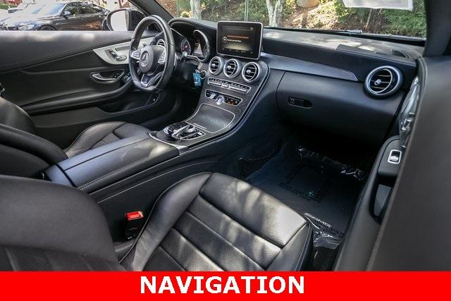 Used 2017 Mercedes-Benz C-Class C 300 for sale $34,495 at Gravity Autos Atlanta in Chamblee GA 30341 6
