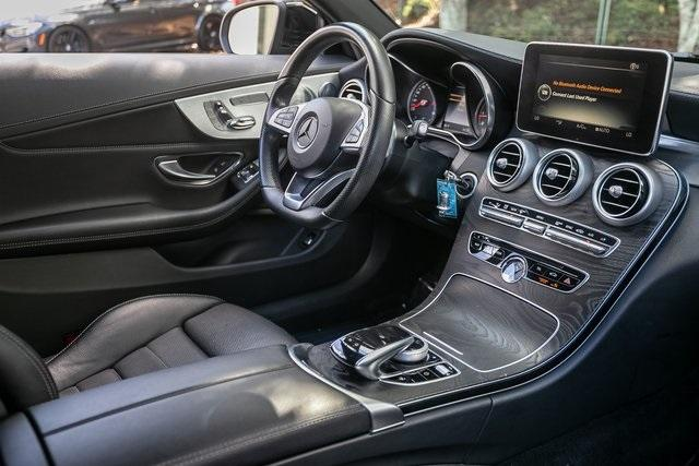 Used 2017 Mercedes-Benz C-Class C 300 for sale $34,495 at Gravity Autos Atlanta in Chamblee GA 30341 7