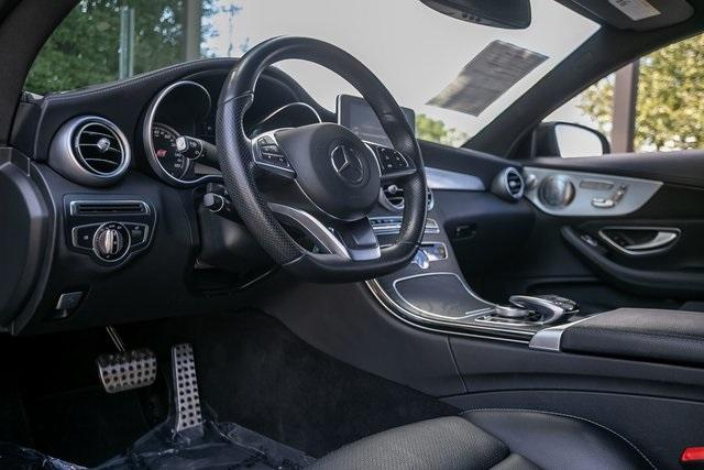Used 2017 Mercedes-Benz C-Class C 300 for sale $34,495 at Gravity Autos Atlanta in Chamblee GA 30341 8