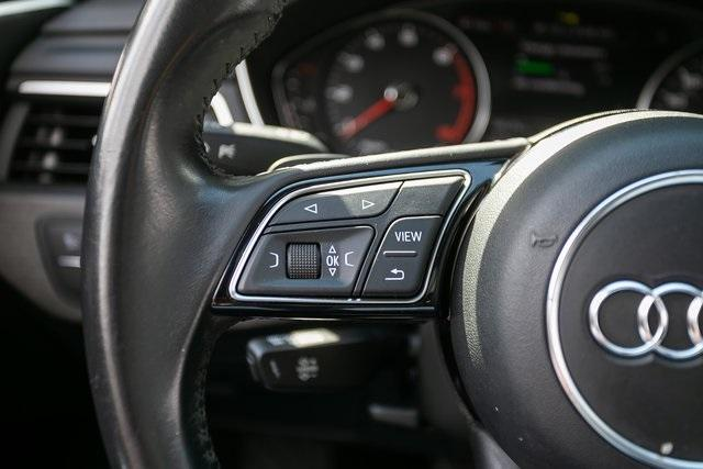 Used 2018 Audi A4 2.0T ultra Premium for sale $27,599 at Gravity Autos Atlanta in Chamblee GA 30341 10