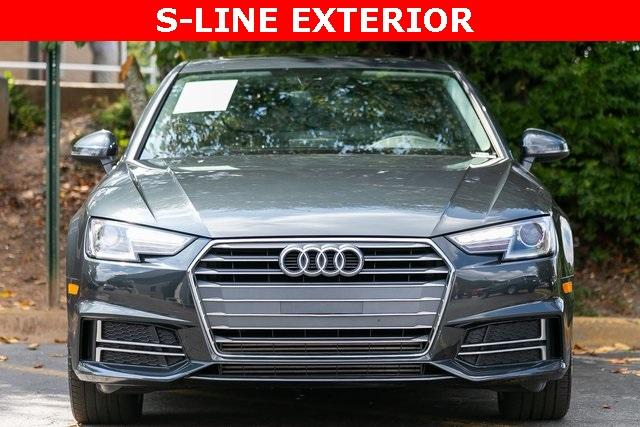 Used 2018 Audi A4 2.0T ultra Premium for sale $27,599 at Gravity Autos Atlanta in Chamblee GA 30341 2