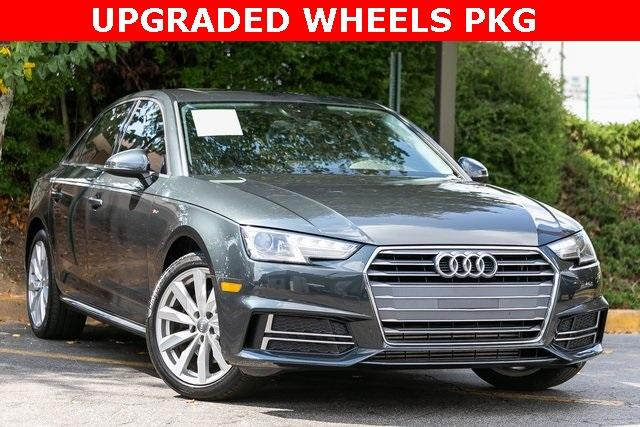Used 2018 Audi A4 2.0T ultra Premium for sale $27,599 at Gravity Autos Atlanta in Chamblee GA 30341 3