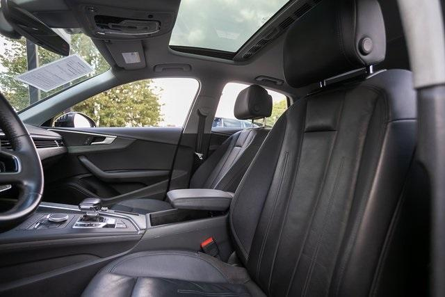 Used 2018 Audi A4 2.0T ultra Premium for sale $27,599 at Gravity Autos Atlanta in Chamblee GA 30341 34