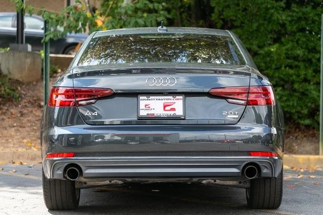 Used 2018 Audi A4 2.0T ultra Premium for sale $27,599 at Gravity Autos Atlanta in Chamblee GA 30341 42