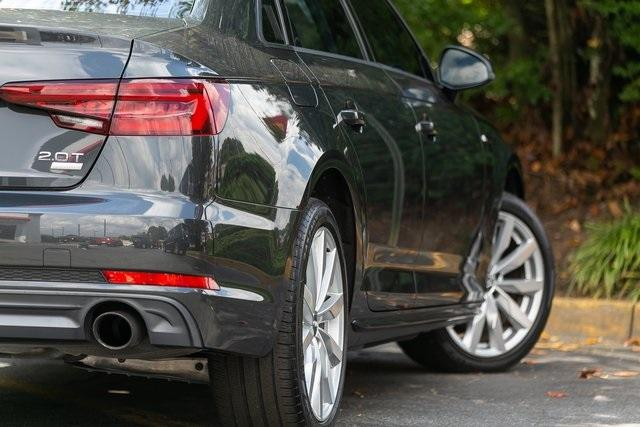 Used 2018 Audi A4 2.0T ultra Premium for sale $27,599 at Gravity Autos Atlanta in Chamblee GA 30341 45