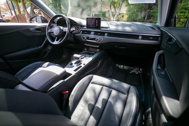 Used 2018 Audi A4 2.0T ultra Premium for sale $27,599 at Gravity Autos Atlanta in Chamblee GA 30341 6