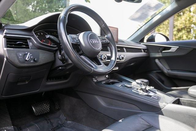 Used 2018 Audi A4 2.0T ultra Premium for sale $27,599 at Gravity Autos Atlanta in Chamblee GA 30341 8