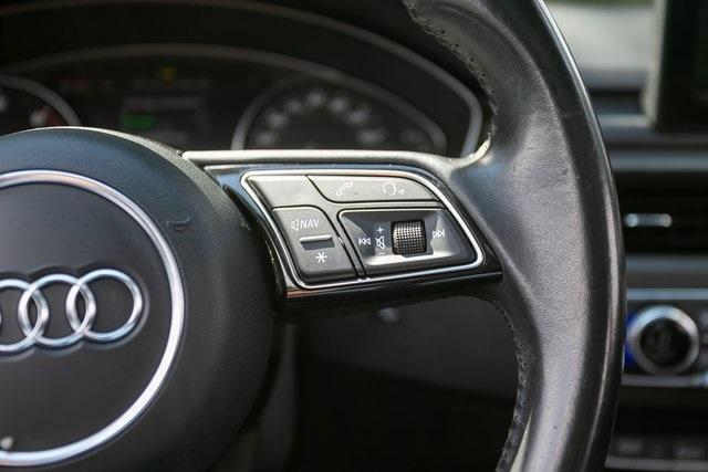 Used 2018 Audi A4 2.0T ultra Premium for sale $27,599 at Gravity Autos Atlanta in Chamblee GA 30341 9