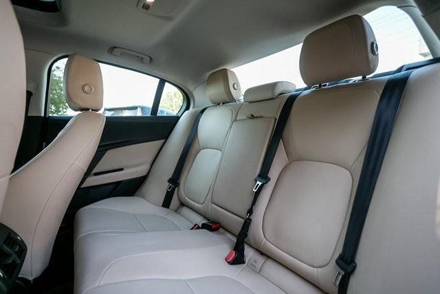 Used 2018 Jaguar XE 25t for sale $27,595 at Gravity Autos Atlanta in Chamblee GA 30341 35