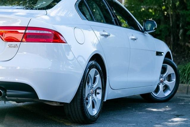 Used 2018 Jaguar XE 25t for sale $27,595 at Gravity Autos Atlanta in Chamblee GA 30341 40