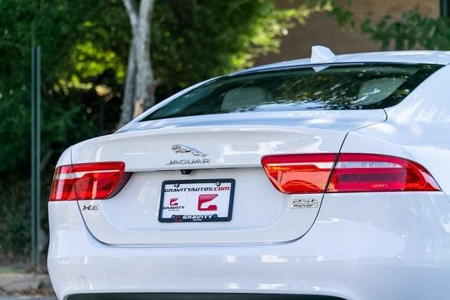 Used 2018 Jaguar XE 25t for sale $27,595 at Gravity Autos Atlanta in Chamblee GA 30341 41