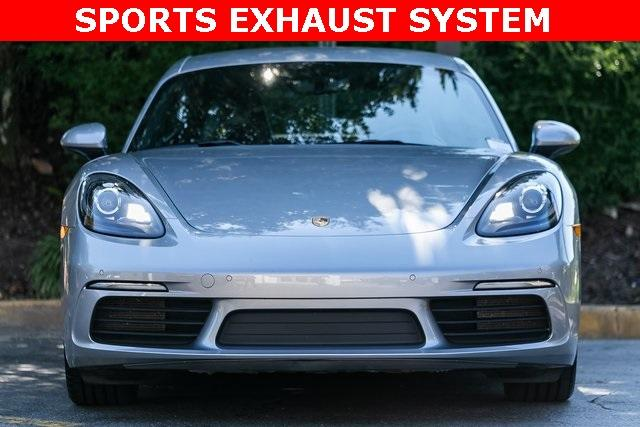 Used 2018 Porsche 718 Cayman Base for sale $60,995 at Gravity Autos Atlanta in Chamblee GA 30341 2