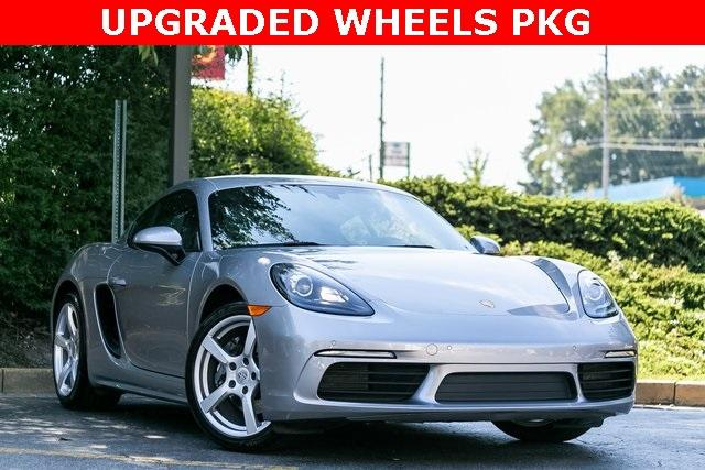 Used 2018 Porsche 718 Cayman Base for sale $60,995 at Gravity Autos Atlanta in Chamblee GA 30341 3