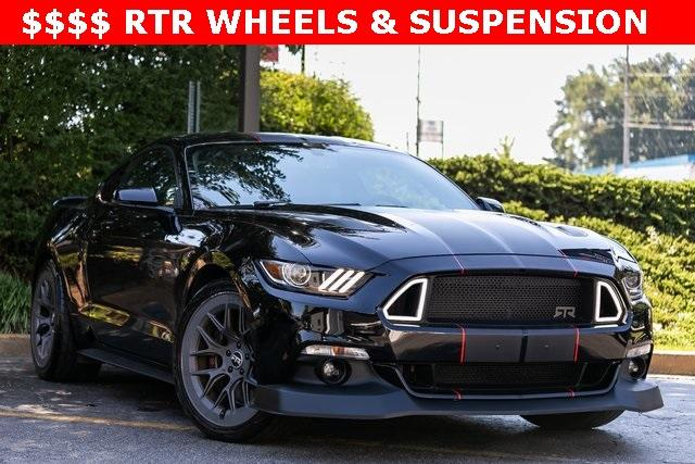 Used 2017 Ford Mustang GT Premium for sale $38,995 at Gravity Autos Atlanta in Chamblee GA 30341 3