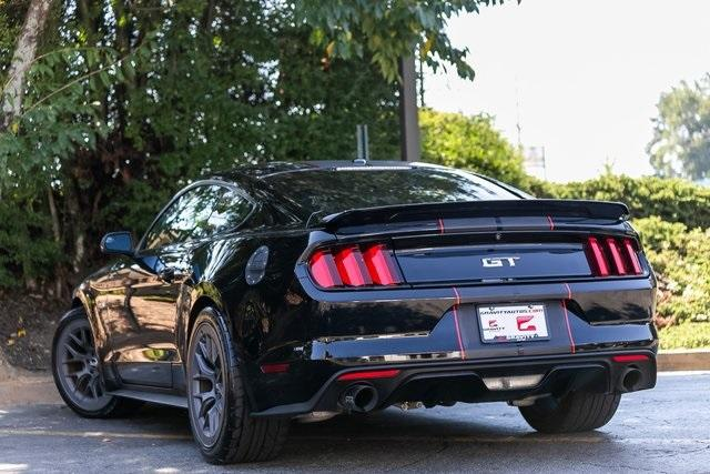 Used 2017 Ford Mustang GT Premium for sale $38,995 at Gravity Autos Atlanta in Chamblee GA 30341 32